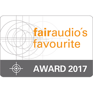 Fairaudio的最爱2017