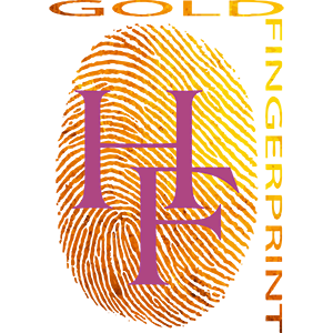 Hi Fidelity Gold Fingerprint