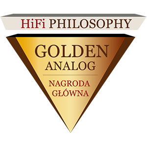 HiFi-filosofie Golden Analog