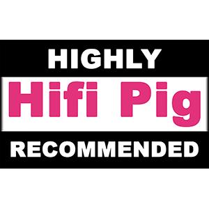 HiFi Pig rekommenderas starkt