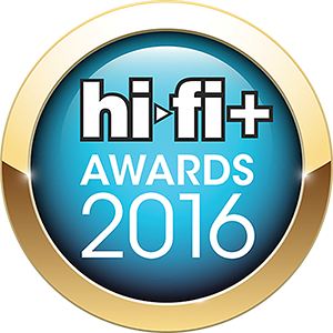 HiFi Plus Awards 2016