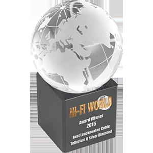 HiFi World Best Loudspeaker 2015