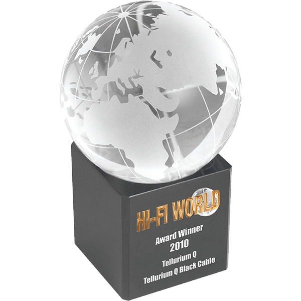 HiFi World Cable of the Year 2010