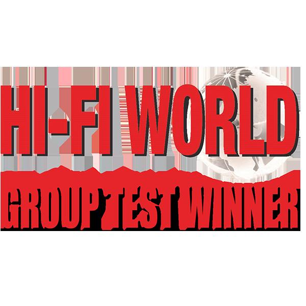 Vítěz testu skupiny HiFi World