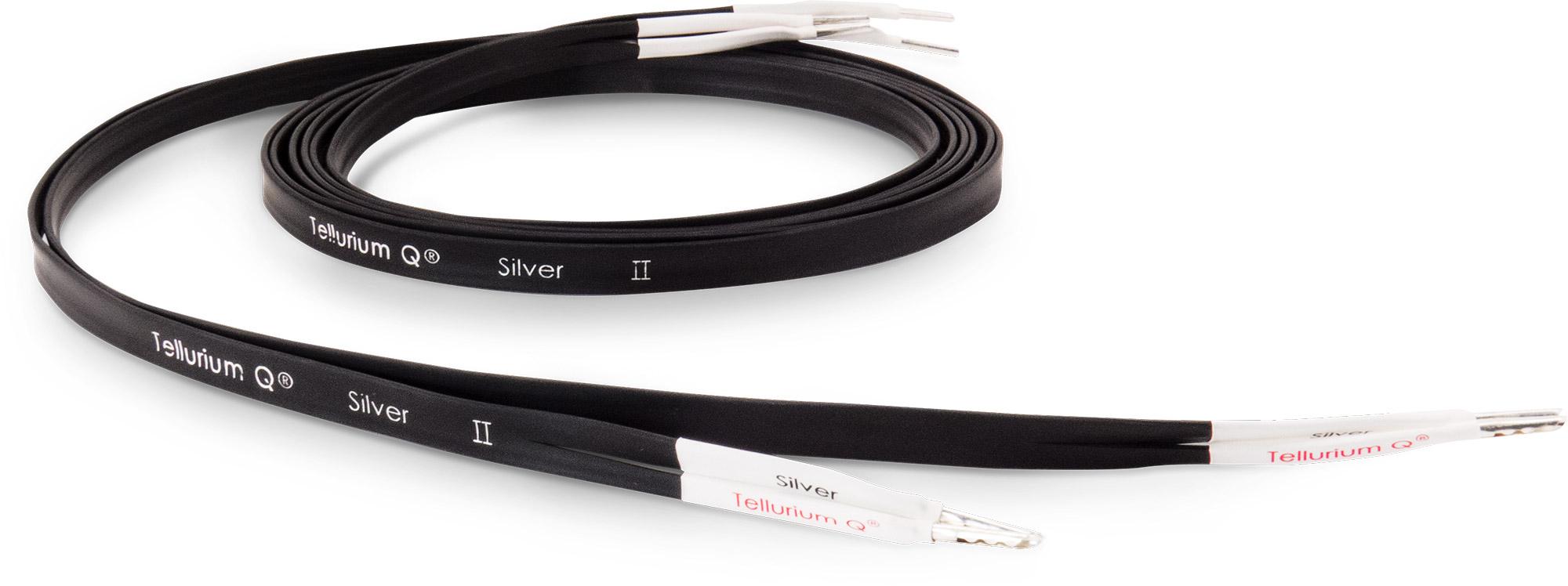 Silver II Lautsprecherkabel