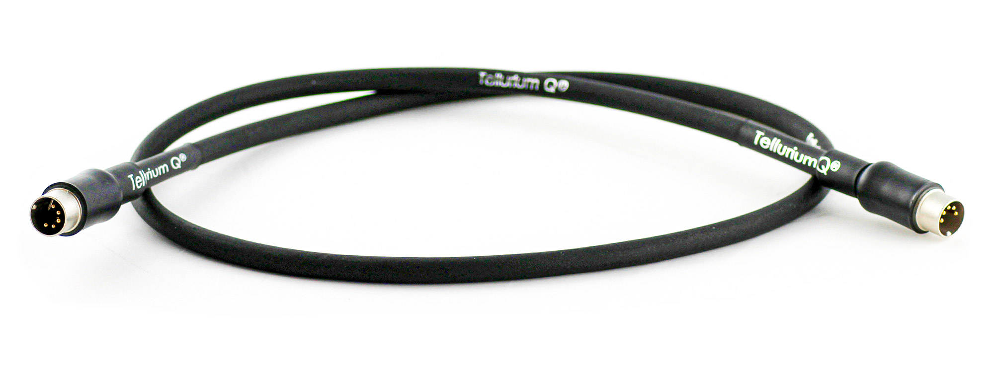 Black DIN Cable