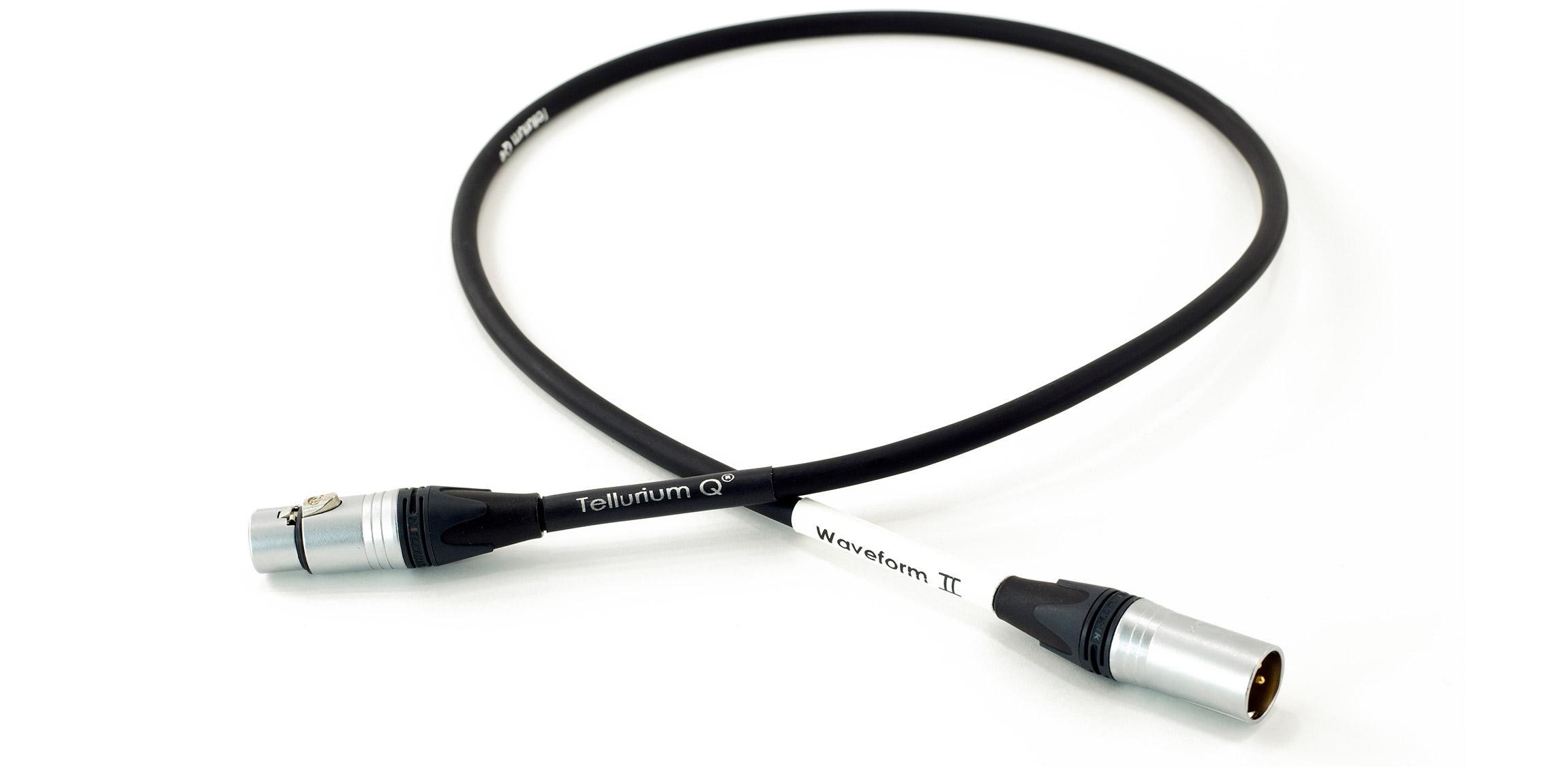 Black Digitales XLR-Kabel