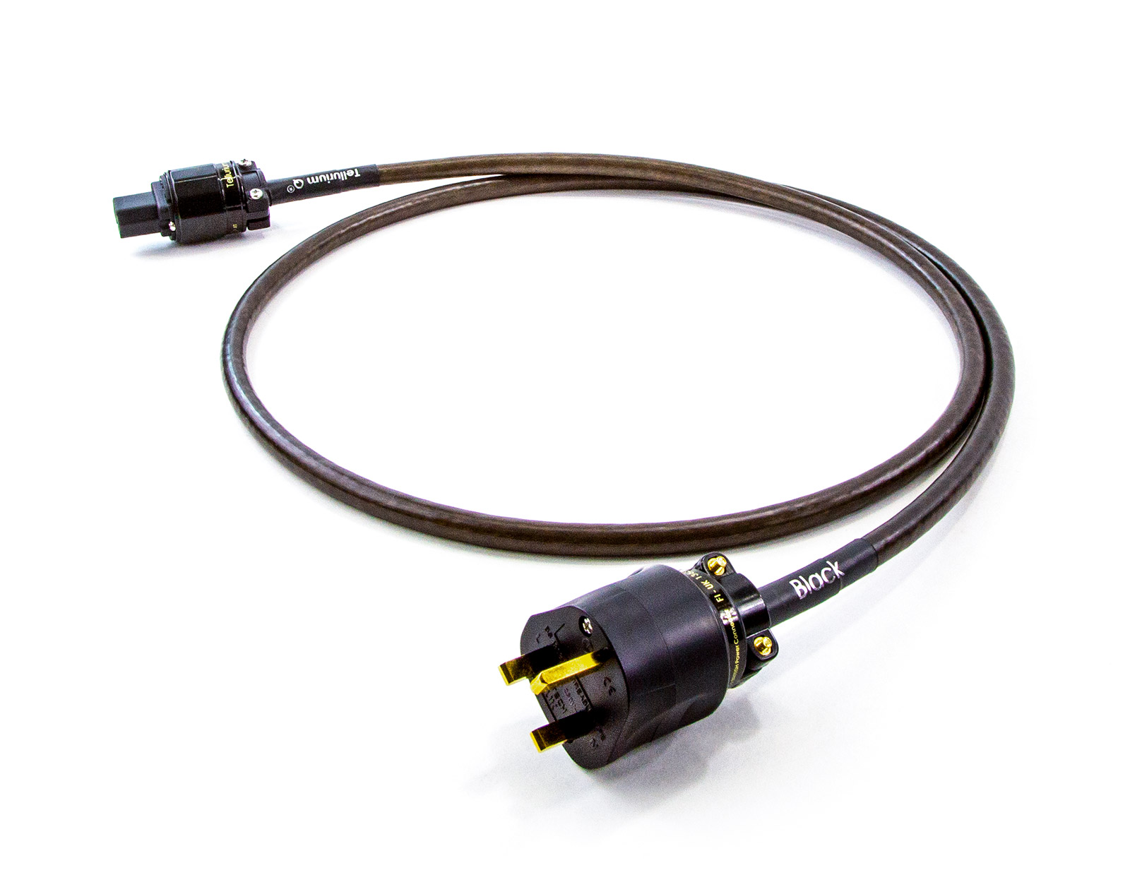 Black Power Cable
