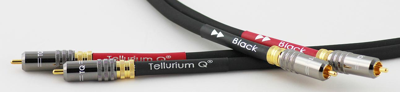 Black RCA-Kabel