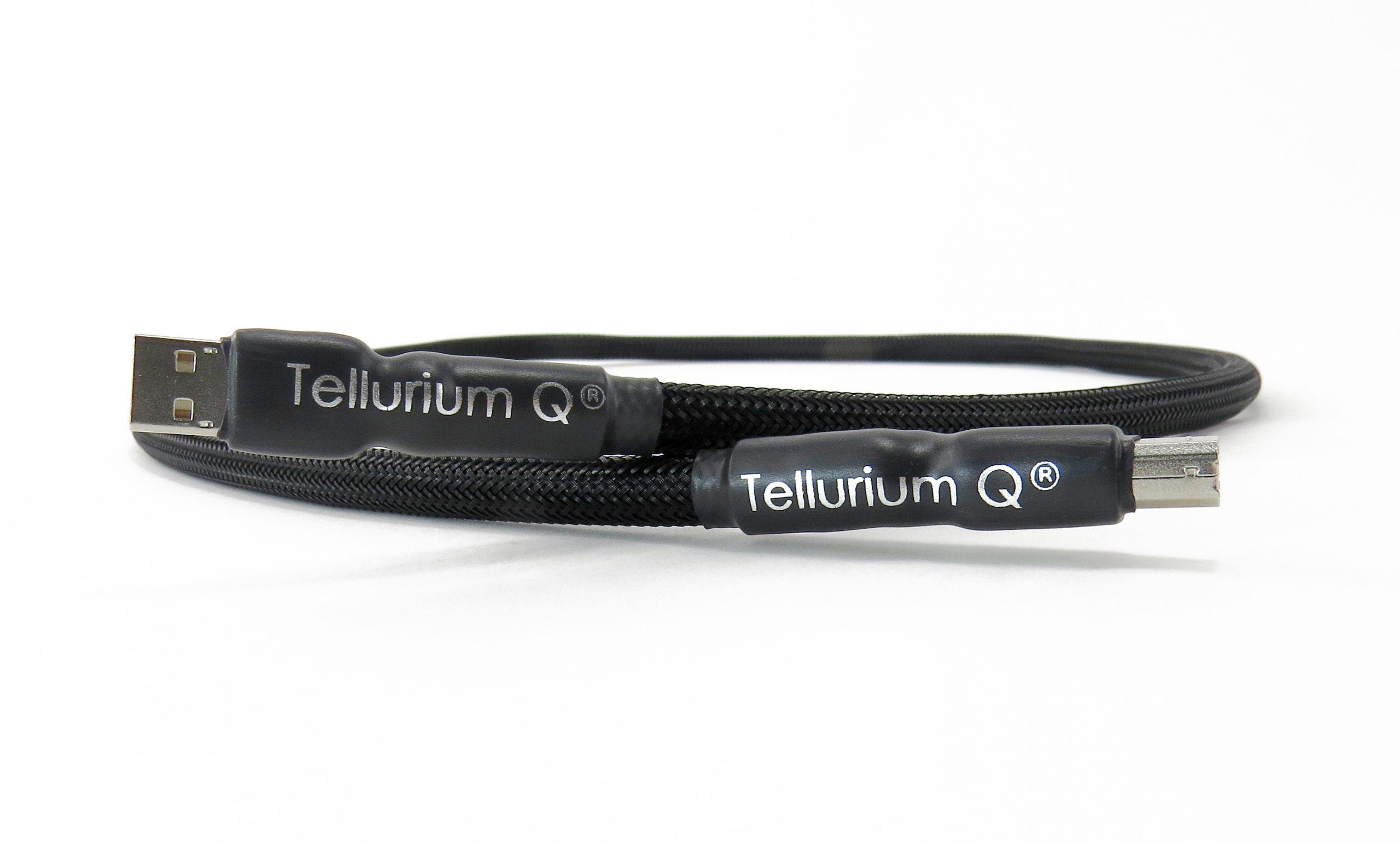 Black USB-Kabel