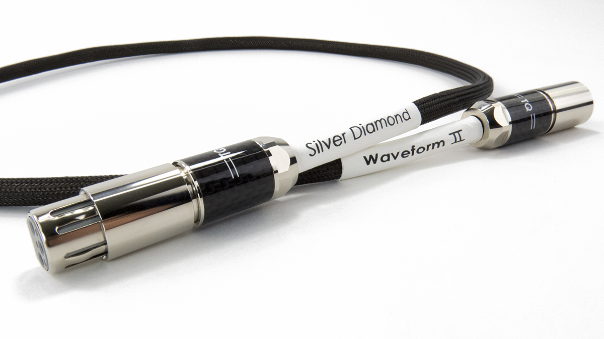 Silver Diamond Digital XLR
