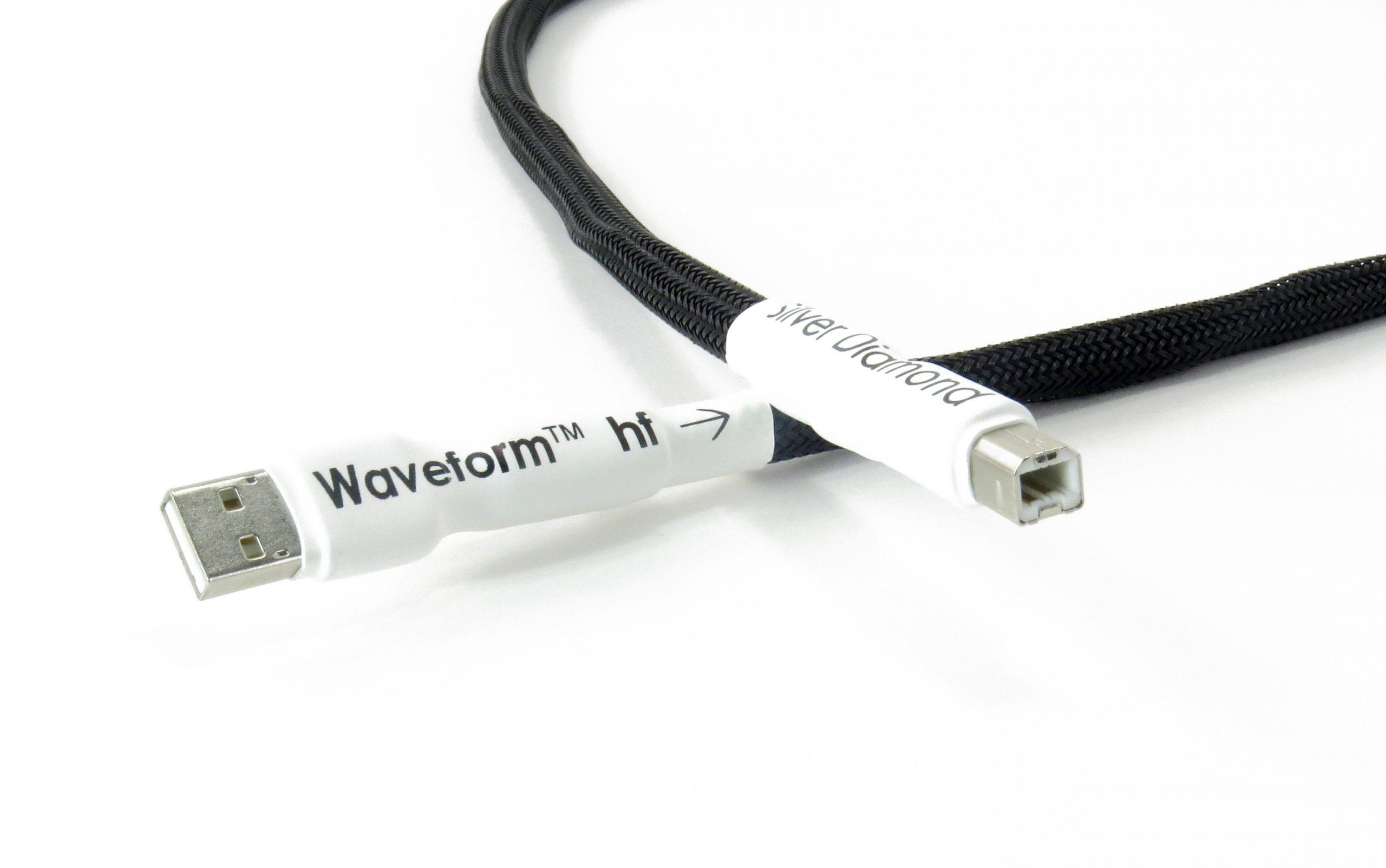 Silver Diamond USB-Kabel