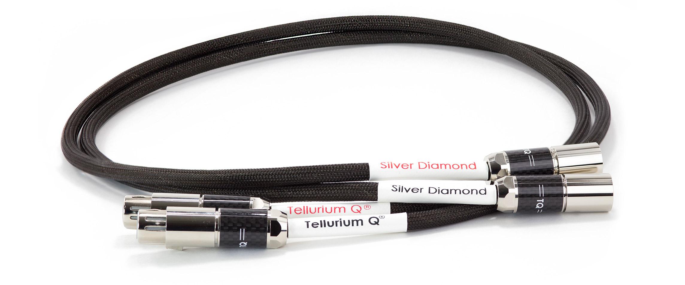 Silver Diamond Cablu XLR