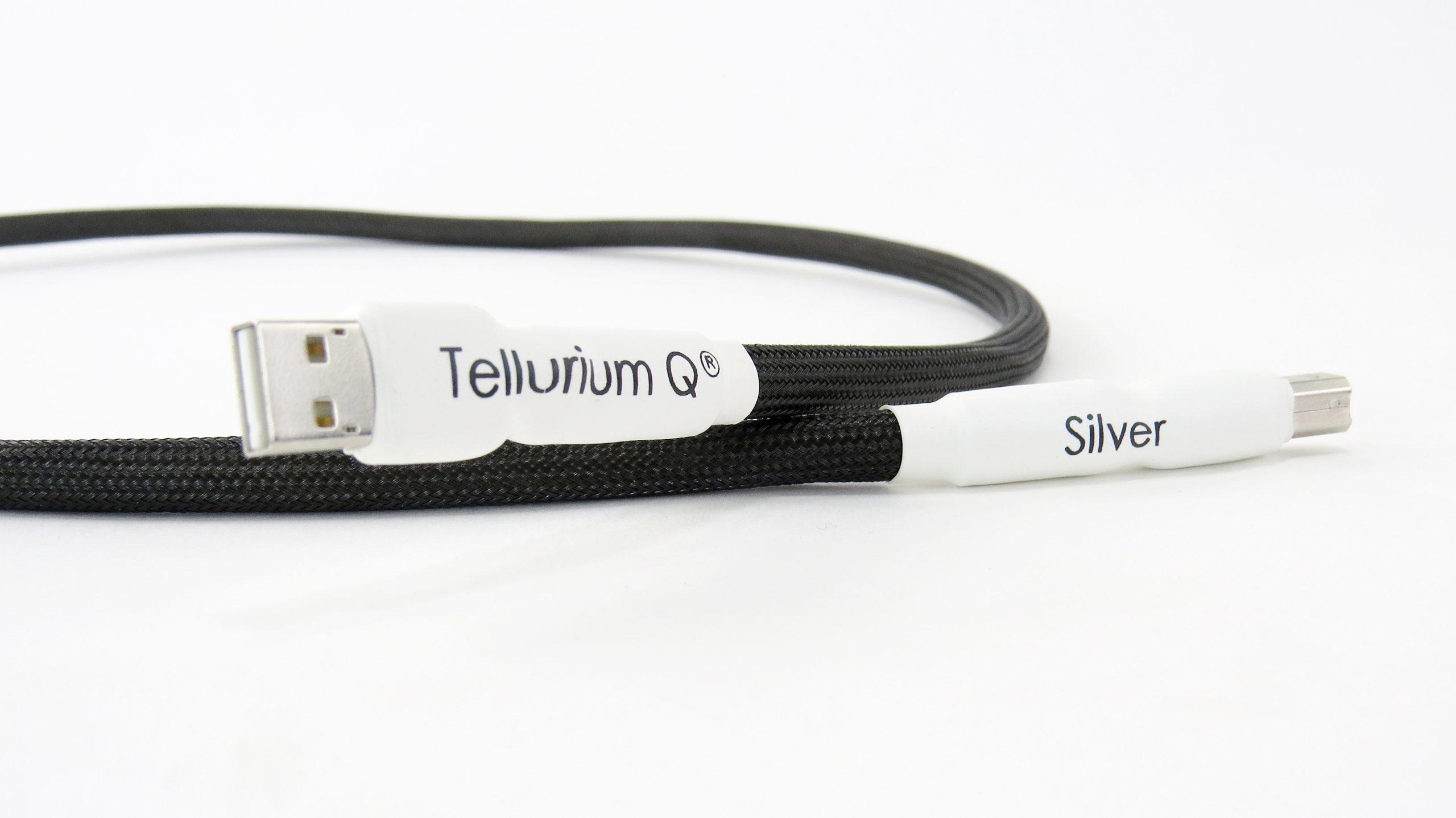 Silver USB-кабель
