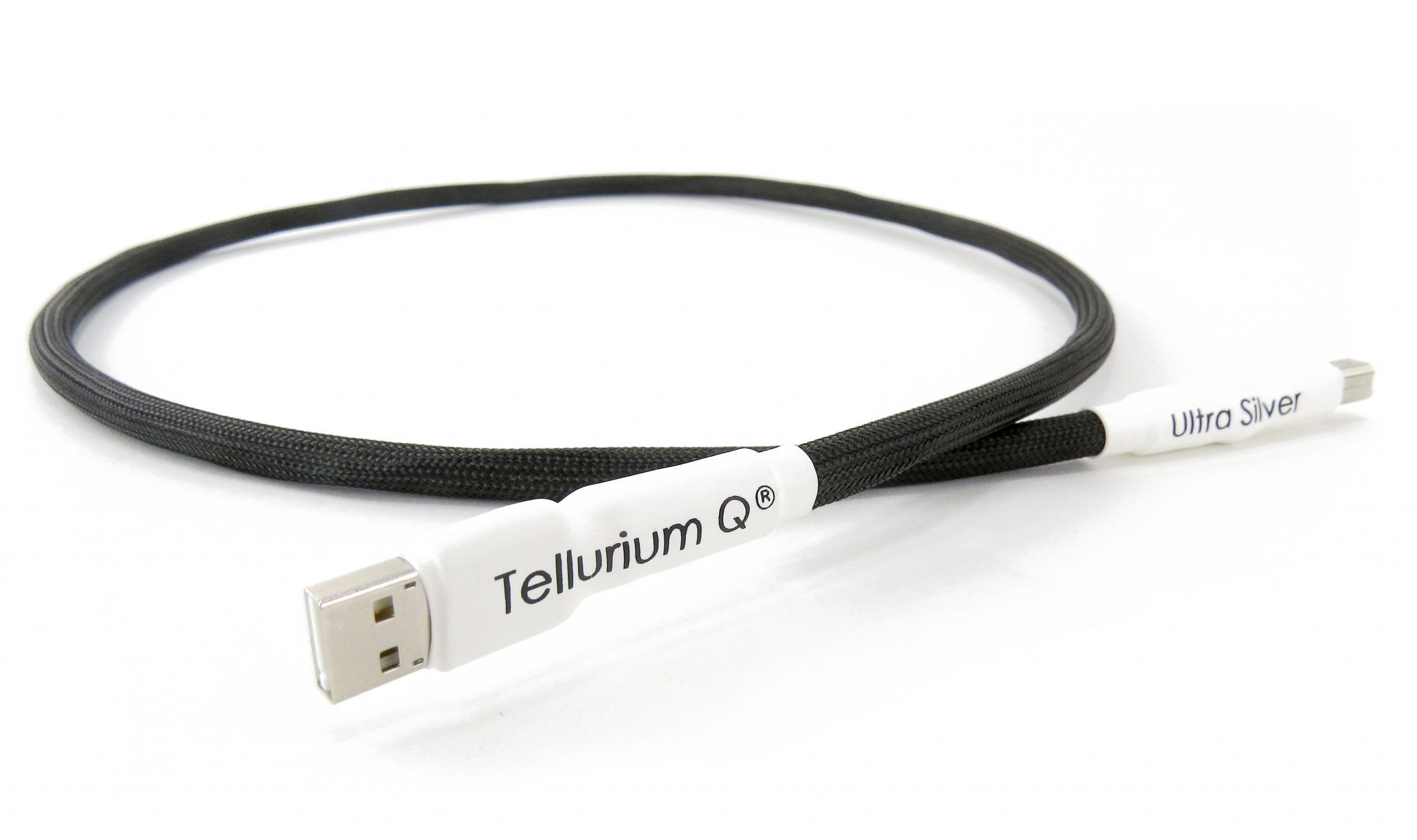 Ultra Silver USB