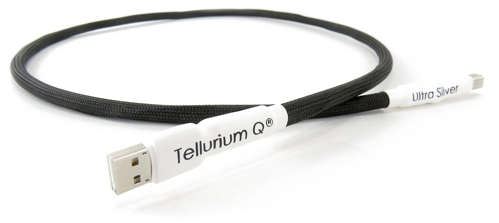 Ultra Silver USB-kaapeli