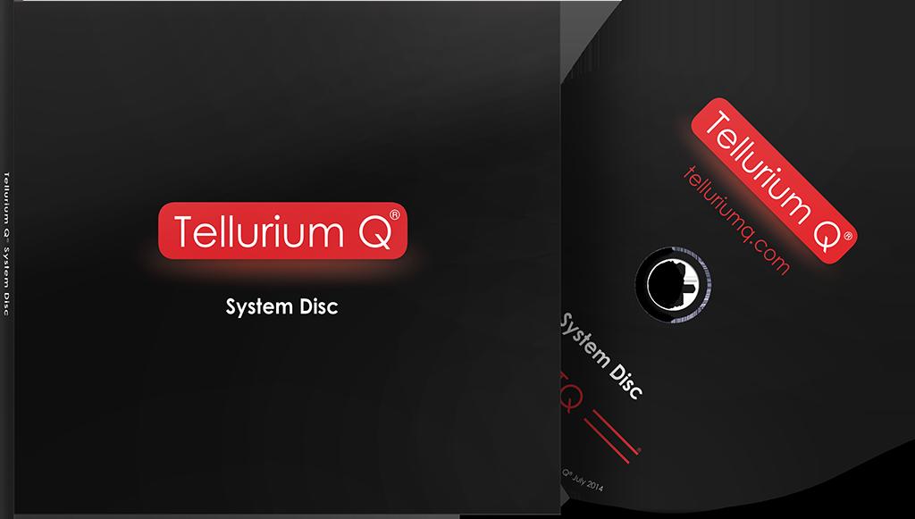 Tellurium Q System Disc
