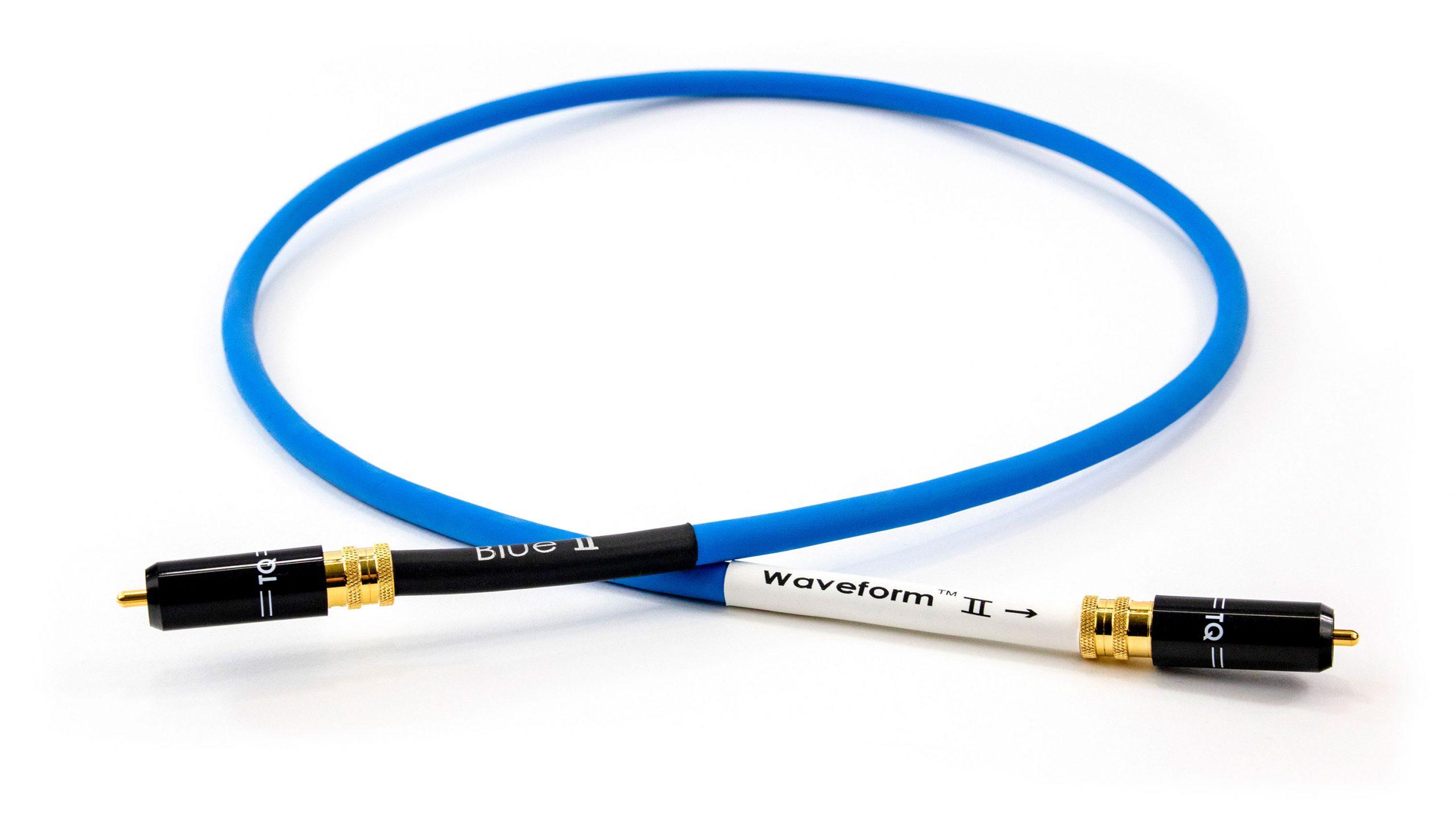 Blue II Cablu RCA digital