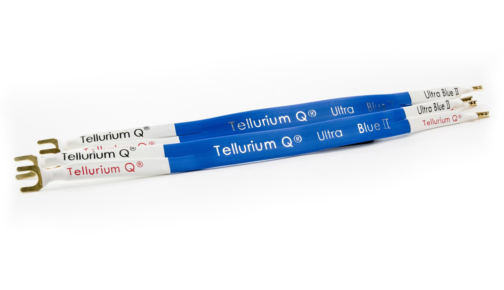 Ultra Blue II Biwire