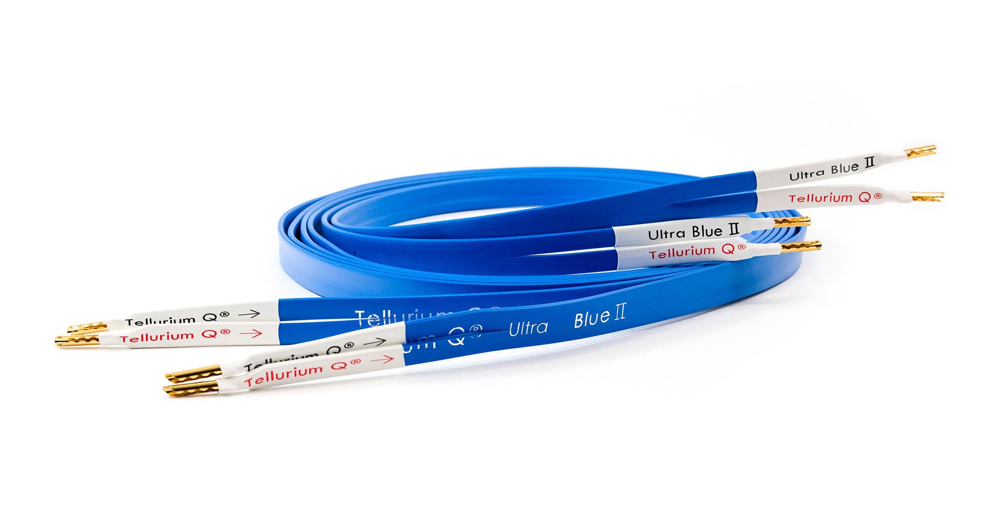 Ultra Blue スピーカーケーブル