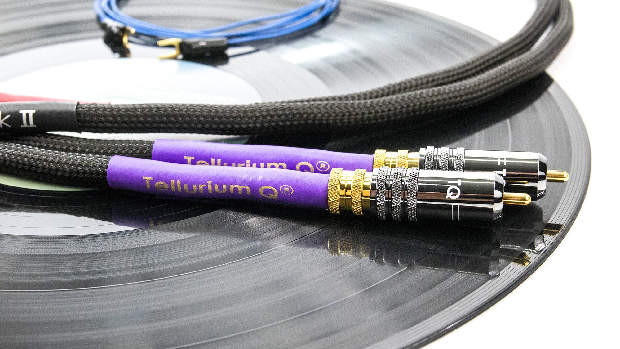 Black II Phono RCA 5