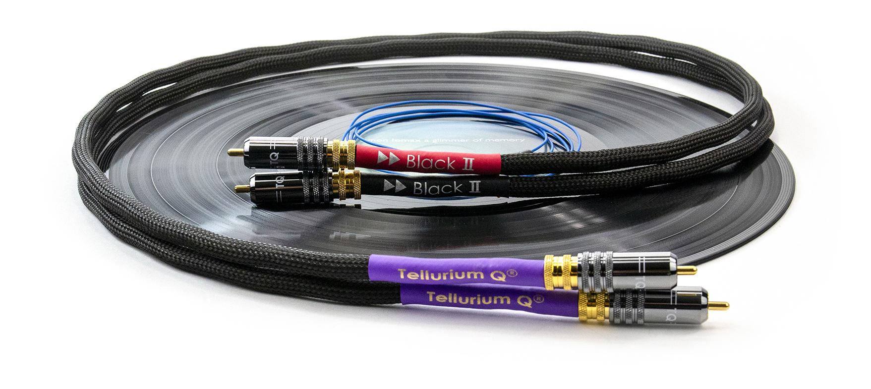 Black Tone Arm (RCA-RCA)