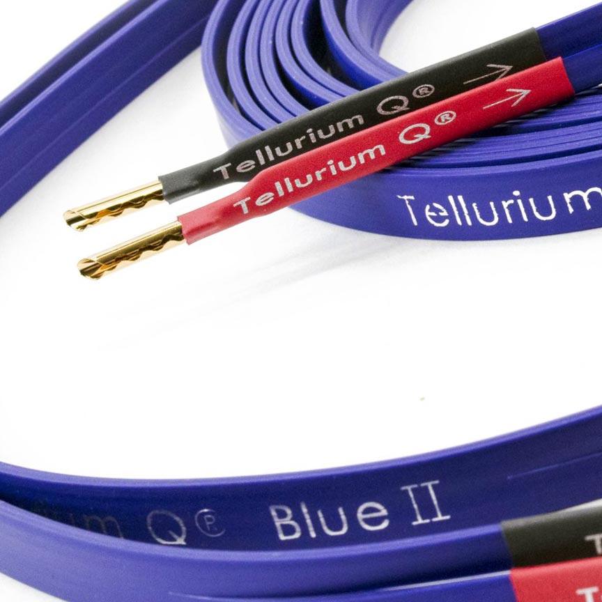 Blue II Speaker Cable