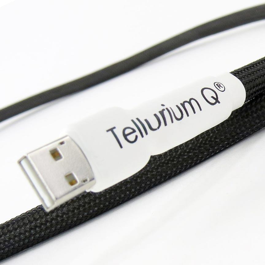 Silver USB